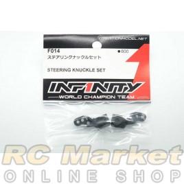 INFINITY F014 IF11 Steering Knuckle Set