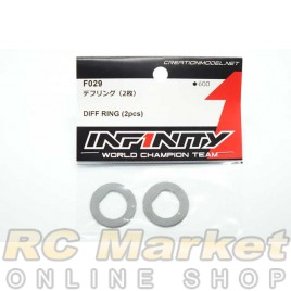 INFINITY F029 IF11 Diff Ring (2pcs)