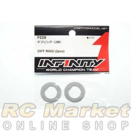 INFINITY F029 IF11 Diff Ring (2pcs)