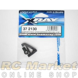 XRAY 372130 Composite Front Upper Suspension Arm & Ball Joint