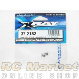 XRAY 372182 Spring 4.0 Coils 3.6x6x0.55mm, C=5.0 - Black (2)
