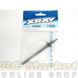 XRAY 375010 Graphite Rear Axle Shaft