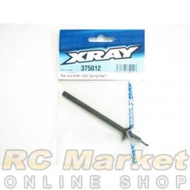 XRAY 375012 Rear Axle Shaft - HUDY Spring Steel™