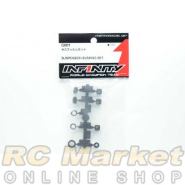 INFINITY G001 IF15 Suspension Bushing Set
