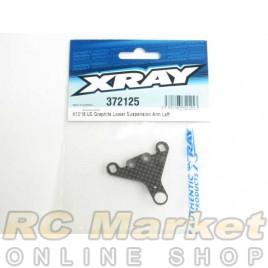 XRAY 372125 X12 US Graphite Lower Suspension Arm Left