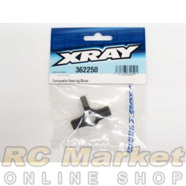XRAY 362250 XB4 Composite Steering Block