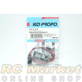 KO PROPO 60230 Electrical Switch 3