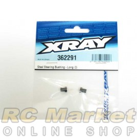 XRAY 362291 XB4 Steel Steering Bushing - Long (2)