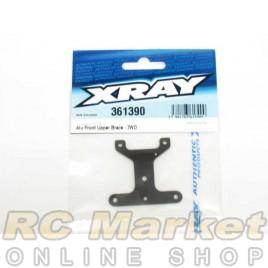 XRAY 361390 XB4 Alu Front Upper Brace - 2WD