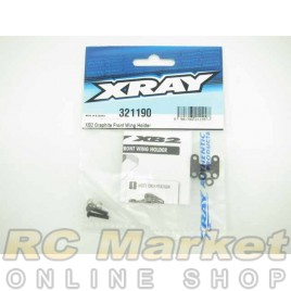 XRAY 321190 XB2 Graphite Front Wing Holder