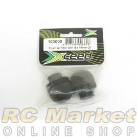 XCEED 103000 Foam Airfilter With Dia 15mm (2)