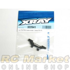 XRAY 322041 XB2 Alu Front Roll-Center Holder