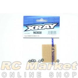 XRAY 963030 Cone Washer ST 3x8x0.5 (10)