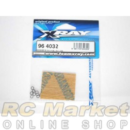 XRAY 964032 Washer S 3.2x4.8x0.2 (10)