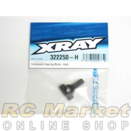 XRAY 322250-H XB2 Composite Steering Block - Hard