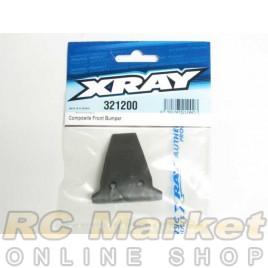 XRAY 321200 XB2 Composite Front Bumper