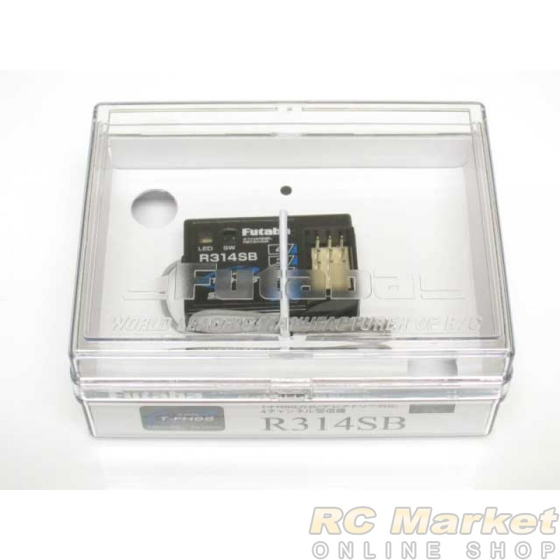 FUTABA R314SB 2.4G Receiver T-FHSS For 4PL , 4PX