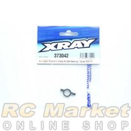 XRAY 373042 X12 Alu Upper Eccentric Clamp For Ball-Bearing - Swiss 7075 T6