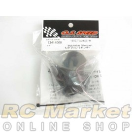 O.S. SPEED 72414000 Induction Silencer