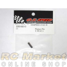 O.S. SPEED 22016010 21XZ-R Piston Pin