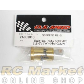 OS ENGINE 2A003010 Built-Up Parts Set  [OS SPEED R2101/R2102]