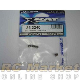 XRAY 333240 NT1 Pivot Ball 5.8mm with Hex (4)