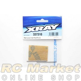 XRAY 337310 NT1 Rear Lower Inner Pivot Pin (2)