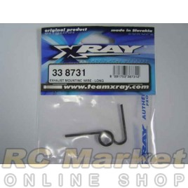 XRAY 338731 NT1 Exhaust Mounting Wire - Long