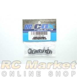 RC-COX CAC-006-XR Drive Shaft Plastic Caps (For Xray, 8Pcs)