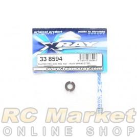 XRAY 338594 NT1 Clutch Preload Adj. Nut - Hudy Spring Steel™ - V2