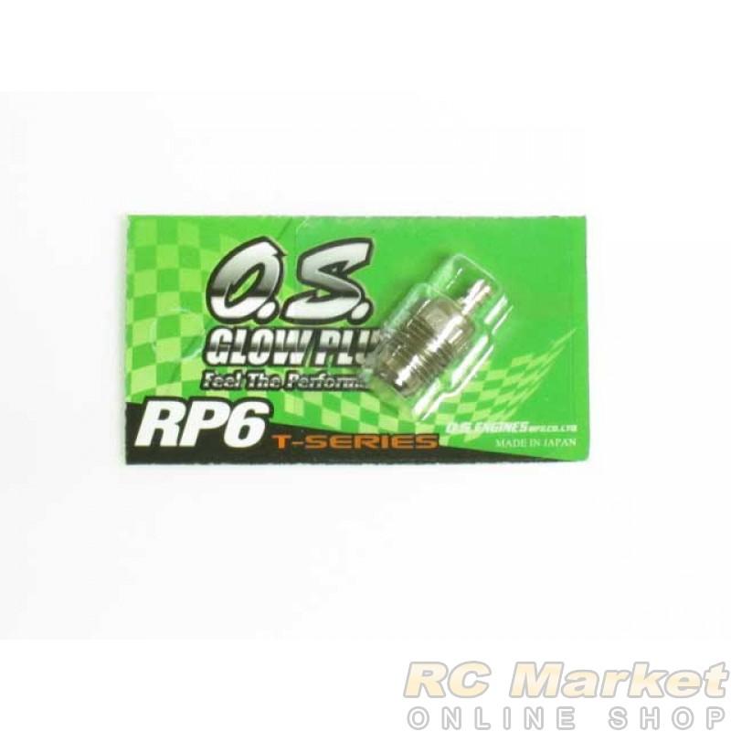 OS ENGINE Glow Plug T-Series RP6