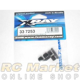 XRAY 337253 NT1 Composite Adjusting Nut with Ball Cup (4)