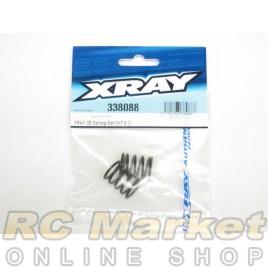 XRAY 338088 3S Spring-Set C=7.0 (2)
