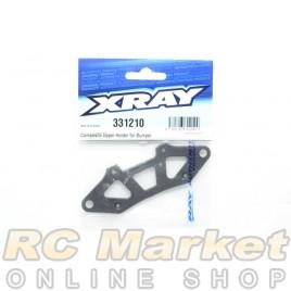XRAY 331210 NT1 Composite Upper Holder for Bumper