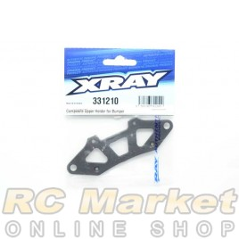 XRAY 331210 NT1 Composite Upper Holder for Bumper
