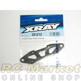 XRAY 331212 NT1 Composite Upper Holder for Bumper