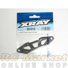 XRAY 331212 NT1 Composite Upper Holder for Bumper