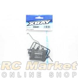 XRAY 336401 NT1 Brake Linkage Set