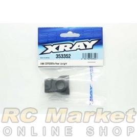XRAY 353352 XB8 Composite Rear Upright