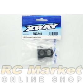 XRAY 352240 XB8 Composite Steering Block