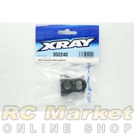 XRAY 352240 XB8 Composite Steering Block