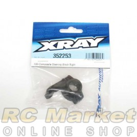 XRAY 352253 XB9 Composite Steering Block Right