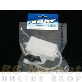 XRAY 358604 XB8 Fuel Tank 123cc with Floating Filter