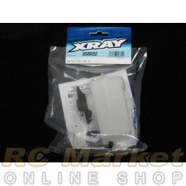 XRAY 358602 XB8 Fuel Tank 123cc - Set - V3