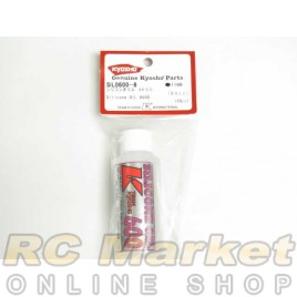KYOSHO SIL0600-8 Silicone Oil #600