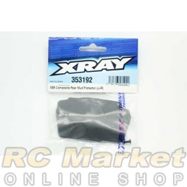 XRAY 353192 XB8 Composite Rear Mud Protector (L+R)