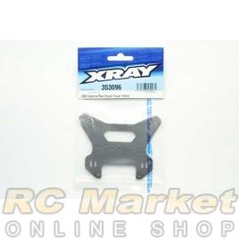 XRAY 353096 XB8 Graphite Rear Shock Tower 3.5mm