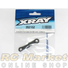 XRAY 352152 XB8 Composite Front Upper Arm Ball Joint - Extra Cut (2)