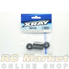 XRAY 352153 XB8 Composite Front Upper Arm Ball Joint (L+R)