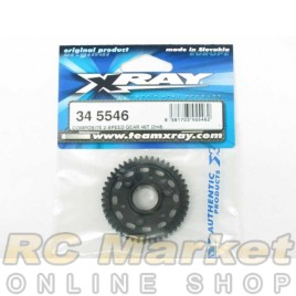 XRAY 345546 RX8 Composite 2-Speed Gear 46T (2nd) - H